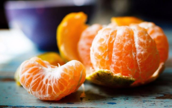 Фото мандарины